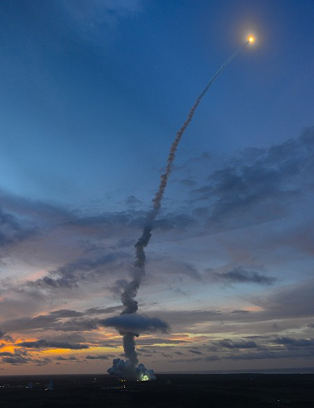 Launch from Helo