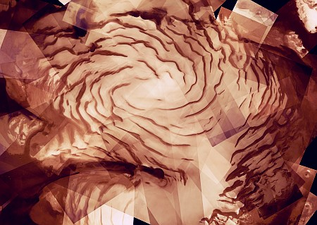 Mars_north_polar_ice_cap