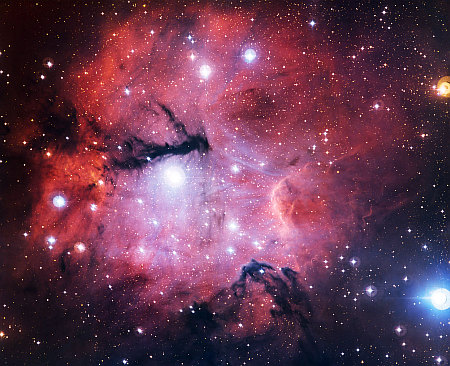 The Gum 15 star formation region