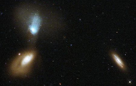 Galactic soup