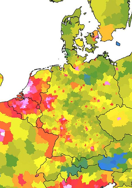 Lichtverschmutzung Karte Welt.Lichtverschmutzung Die Guten Die Schlechten Skyweek